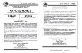 California Spec San Mateo Min Wage