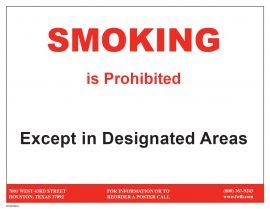 California Spec Smoking Prohibited