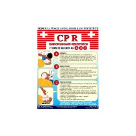 CPR-English-Laminated